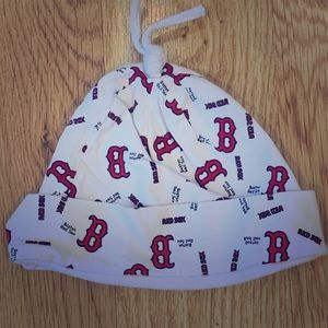 Boston Red Sox infant hat